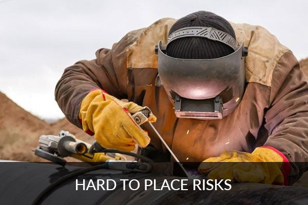 HARD-TO-PLACE-RISKS