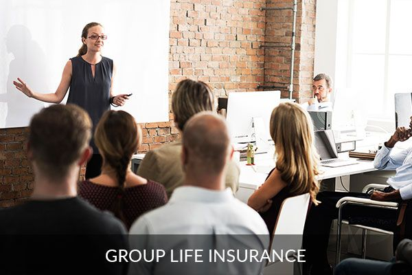 Group Salary Continuance or Group Life Insurance