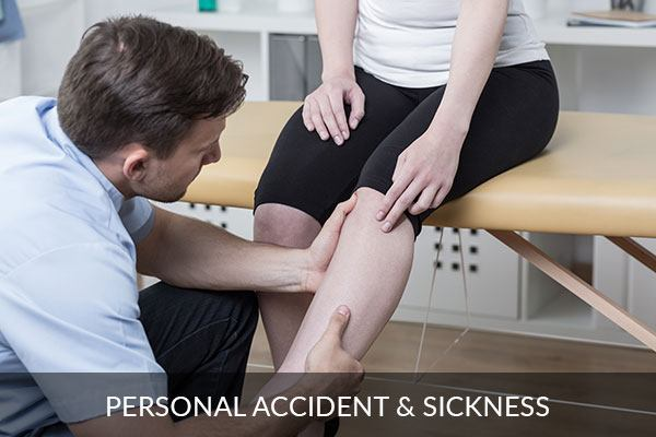 Personal Accident & Sickness Insurance