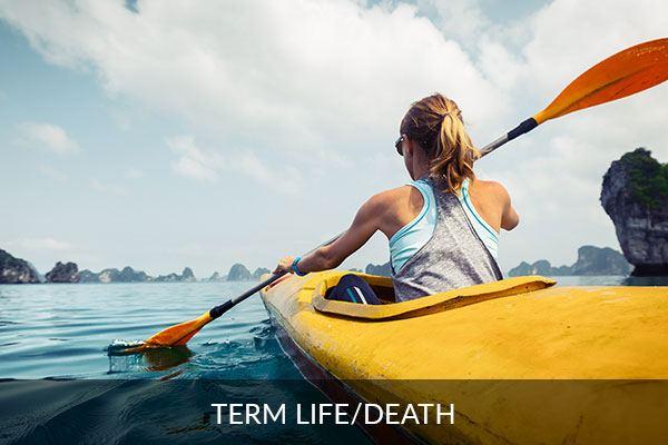 Term Life/Death Insurance